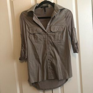 Like new- BCBG XS Top